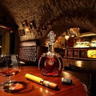 Worldwide known Black Angel's Bar